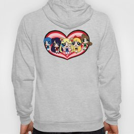 The Inner Sailorpuffs Hoody