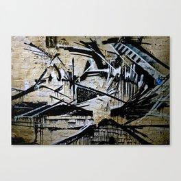 Urban Camo  Canvas Print