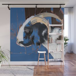 Pet Goat Wall Mural