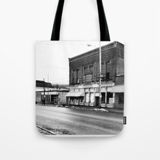 Ohio Ghost Town... Tote Bag