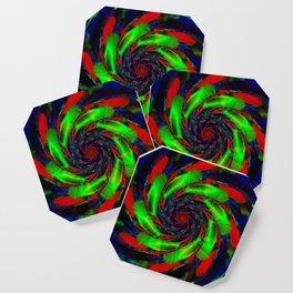 Spiral 0009 Coaster