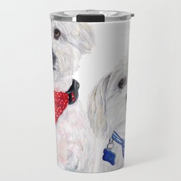 Molly and Noah Travel Mug