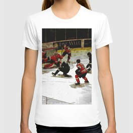 The End Zone - Ice Hockey Game T-shirt