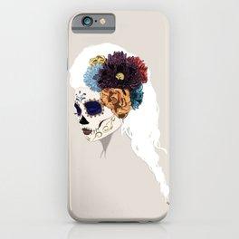 Versailles Skull iPhone Case