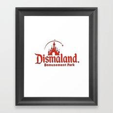 Dismaland Framed Art Print