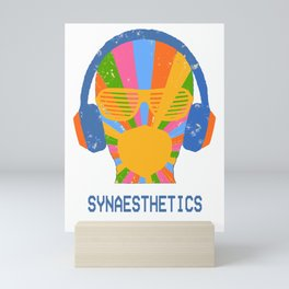 SYNAESTHETICS Mini Art Print