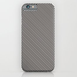 Beautiful Pattern #20 Diagonal Lines iPhone Case