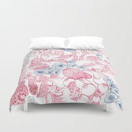 Mycology 3 Duvet Cover