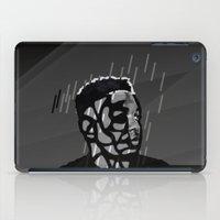 kendrick lamar iPad Cases featuring Kendrick Lamar by Mr Mamu