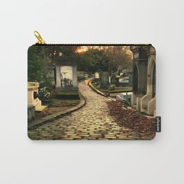 Pere Lachaise Cemetery Carry-All Pouch