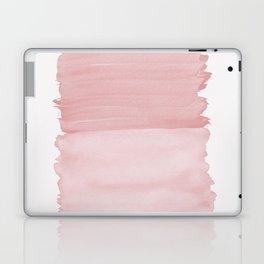 Blush Abstract Minimalism #1 #minimal #ink #decor #art #society6 Laptop & iPad Skin