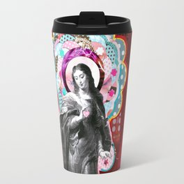 Maria (mãe de Jesus) Mary (mother of Jesus) #3 Travel Mug
