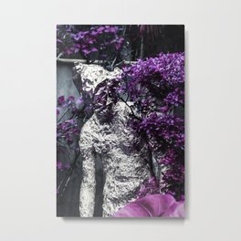 Searching but lost Metal Print