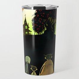 The Pomegranate Witch Travel Mug