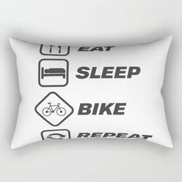 Bicycle Bike fixie gift gym sport bmx to bike Rectangular Pillow