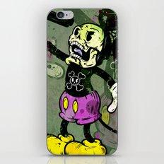 Mick Skele iPhone Skin
