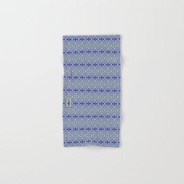 Gemini Flower of Life Astrology Pattern by Debra Cortese Hand & Bath Towel