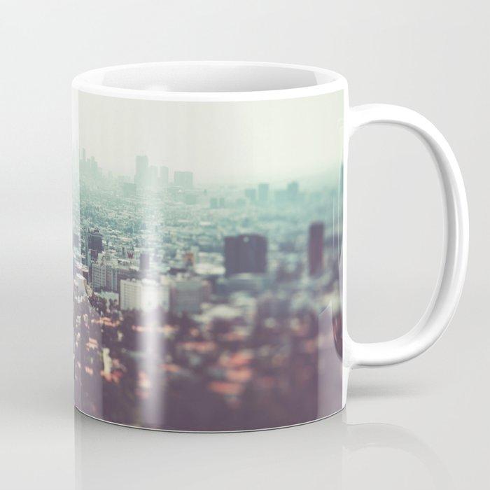 Los Angeles, beach,ocean, surf, downtown, Cali, SoCal, west coast Coffee Mug