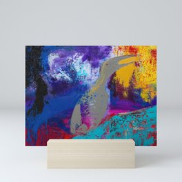 Kiwi Mini Art Print