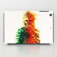 chewbacca iPad Cases featuring Chewbacca by Tom Johnson