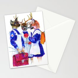 First of March Stationery Cards