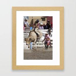 Ridgway Rodeo Framed Art Print