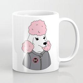 Pissed Poodle Coffee Mug