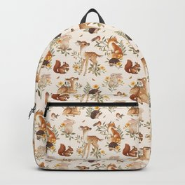 Fawn & Friends Backpack