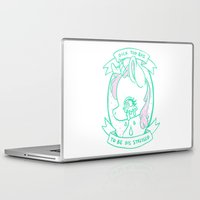 kendrawcandraw Laptop & iPad Skins featuring DTB by kendrawcandraw