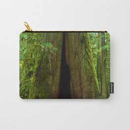 Cathedral Grove on Vancouver Island, BC Carry-All Pouch