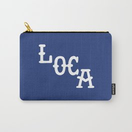 Blue LOCA Carry-All Pouch