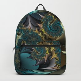 Birds of a Feather Fractal Backpack