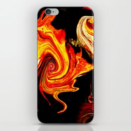 Universum Yello iPhone Skin