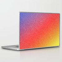 gradient Laptop & iPad Skins featuring Gradient by Tracy66