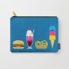 There's nothing finer... Carry-All Pouch