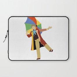 Sixth Doctor: Colin Baker Laptop Sleeve