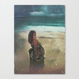 Westcoast Canvas Print