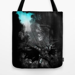 The Flight of the Knight Tote Bag