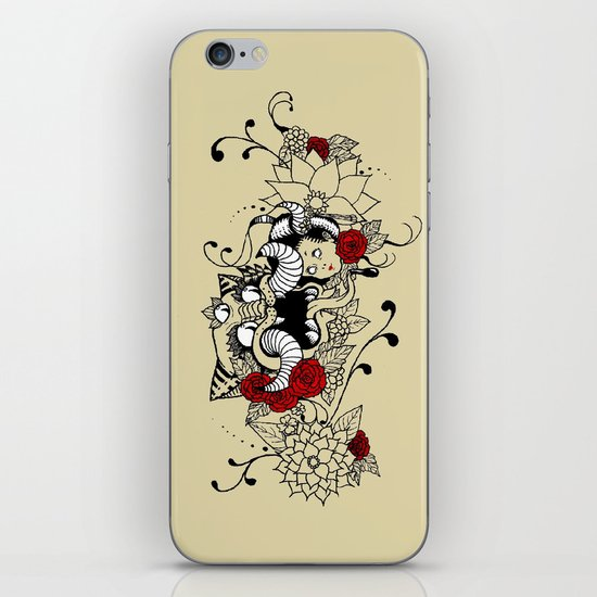 cọp iPhone & iPod Skin
