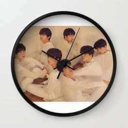 BTS / Bangtan Boys Wall Clock