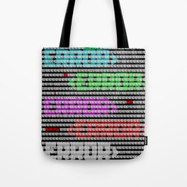 Error Tote Bag