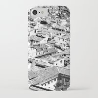 florence iPhone & iPod Cases featuring Florence by frankWAYNE