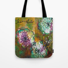Cherish the Moment Tote Bag