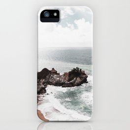 Wild Beach 2 iPhone Case