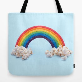 CANDY RAINBOW Tote Bag