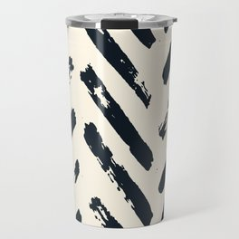 Retro Chevron Pattern 02 Travel Mug