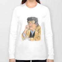 kurt vonnegut Long Sleeve T-shirts featuring Vonnegut by McHank