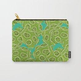ocean algae Carry-All Pouch