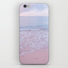calm day 02 ver.pink iPhone Skin
