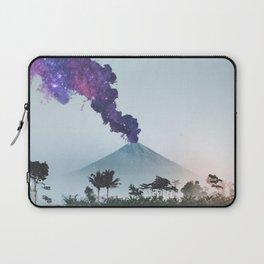 Volcano Eruption Laptop Sleeve